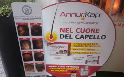 ANNURCAP PER LA SALUTE DEI CAPELLI